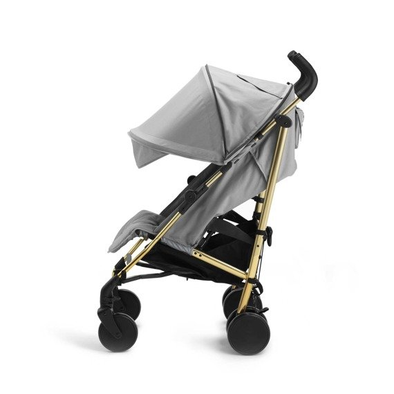 Elodie Details - wózek spacerowy Stockholm Stroller 3.0 Golden Grey